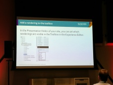 Sitecore SXA rendering toolbox