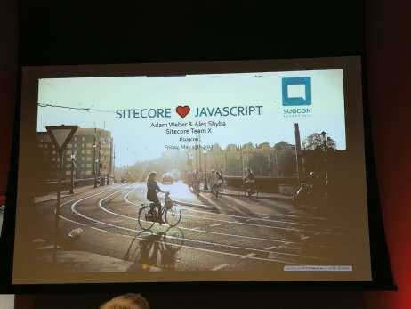 Sitecore Loves JavaScript