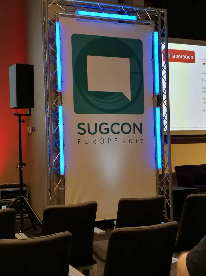 A Front-End Developers Experience of Sitecore SUGCON 2017