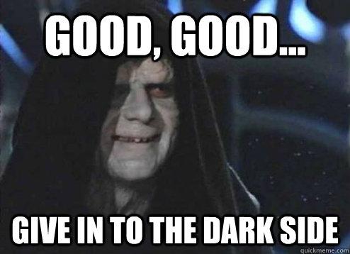 Dark Side Meme