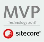 Sitecore MVP Technology 2018
