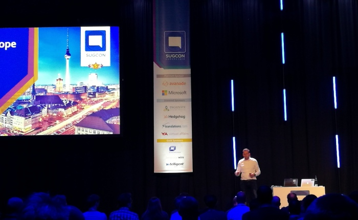 SUGCON 2018 Berlin Day TwoHighlights